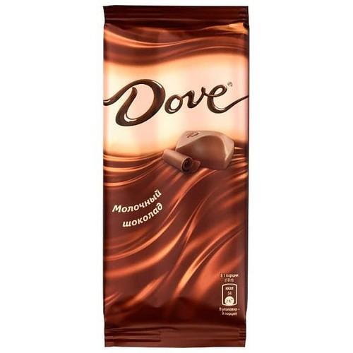 Шоколад молочный Dove - Фото 77