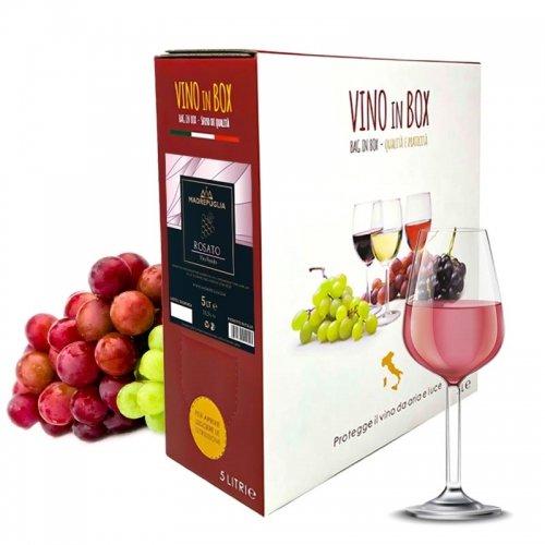 vino rosato italiano