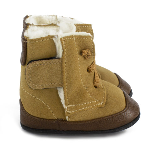Bo (suede)   baby shoes for Girls Shoes