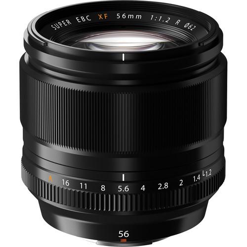 Les meilleurs objectifs pour le Fujifilm X-T4 - Fujifilm XF 56mm f/1.2 R