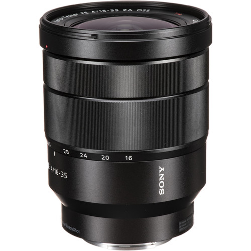 Sony Zeiss FE 16-35mm f/4 ZA OSS | Meilleurs objectifs recommandés pour le Sony a7R IV