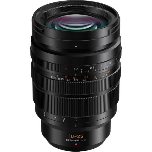 Panasonic Leica 10-25mm f/1.7 meilleur objectif pour hybride Micro 4/3