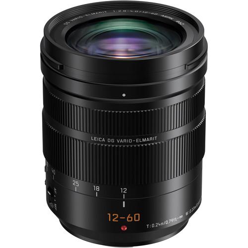 objectif photo Panasonic Leica 12-60mm f/2.8-4