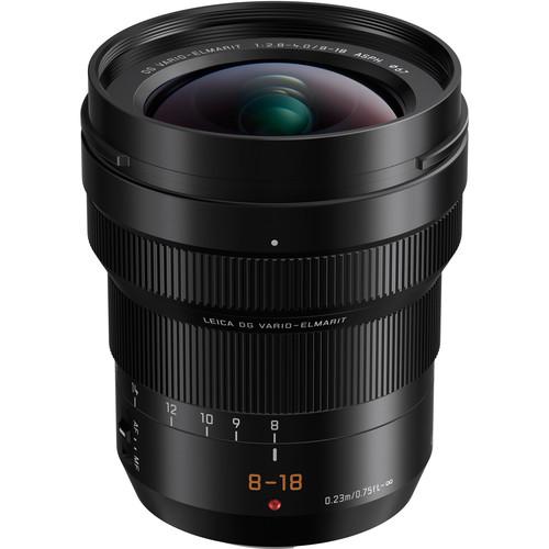 zoom grand angle Panasonic Leica 8-18mm f/2.8-4 ASPH meilleur choix pour Olympus OM D EM1 III