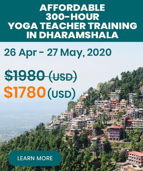 yoga teacher training india 300hr 2020