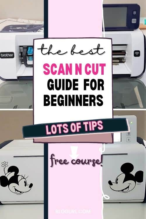 New to you Scan N Cut or simply had it tucked away in its box? Here is a great guide for beginners to get started. with lots of tutorials and links