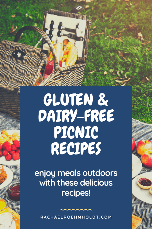 Gluten and Dairy-free Picnic Recipes