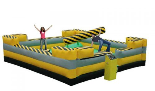 Picture of wipeout inflatable game winner