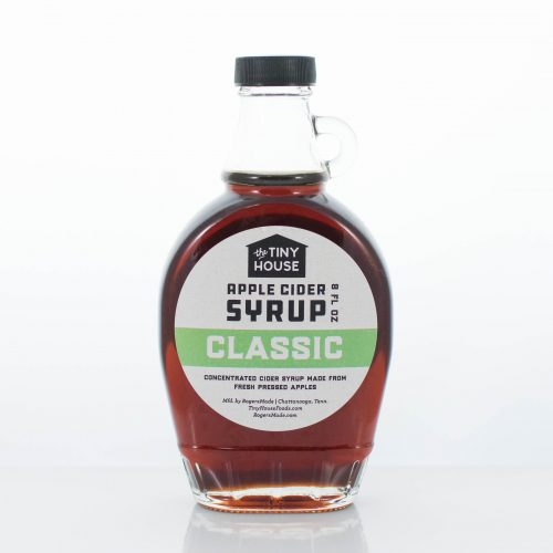 Classic Apple Cider Syrup