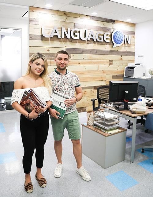 English School in Miami - Courses