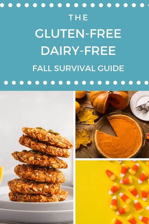 The Gluten-free Dairy-free Fall Survival Guide