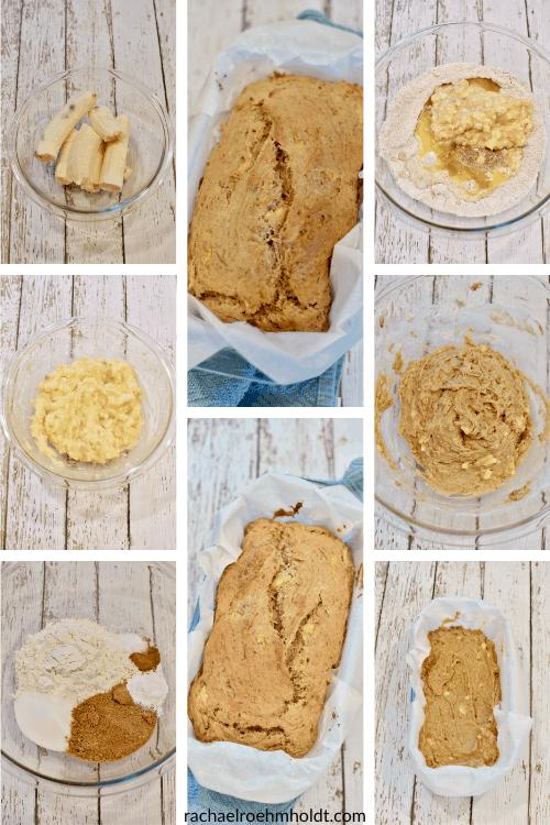 The Best Gluten-free Banana Bread (Dairy-free, Vegan Option)