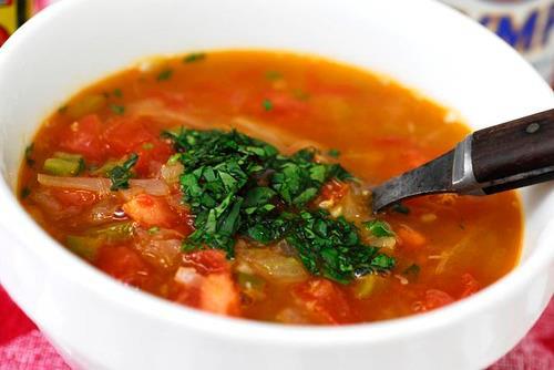 Sopa de Garrobo