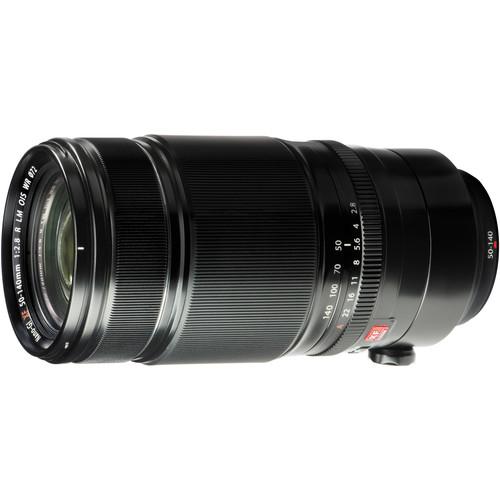 Fujifilm XF 50-140mm F/2.8 R LM OIS WR - Les meilleurs objectifs pour le Fujifilm X-T4
