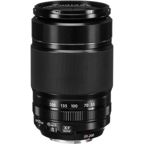 Fujifilm XF 55-200mm f/3.5-4.8 R LM OIS - Les meilleurs objectifs pour le Fujifilm X-T4