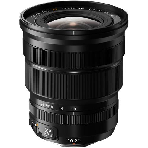 Fujifilm XF 10-24mm f/4 R OIS - Les meilleurs objectifs pour le Fujifilm X-T4