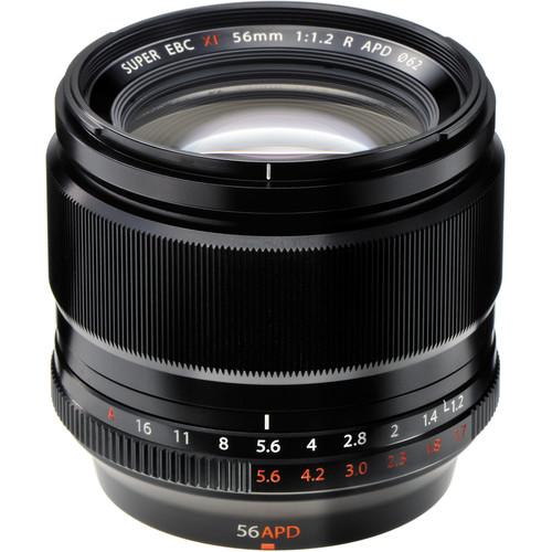 Les meilleurs objectifs pour le Fujifilm X-T4 - Fujifilm XF 56mm f/1.2 R APD