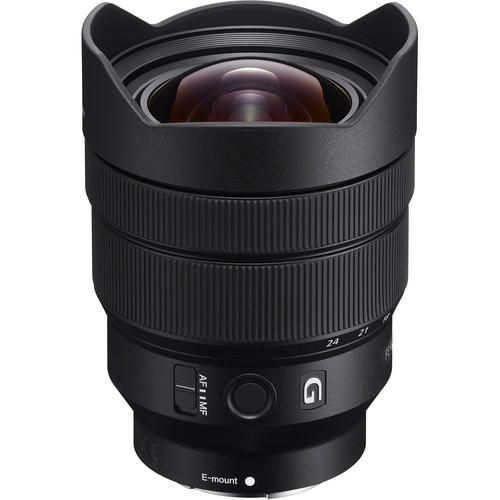 Sony FE 12-24mm f/4 G | Meilleurs objectifs recommandés pour le Sony a7R IV