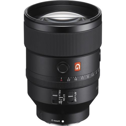 Sony FE 135mm f/1.8 GM | Meilleurs objectifs recommandés pour le Sony a7R IV