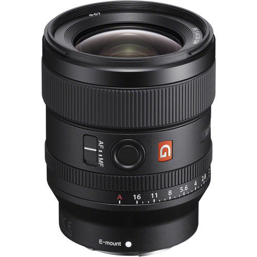 Sony FE 24mm f/1.4 GM | Meilleurs objectifs recommandés pour le Sony a7R IV