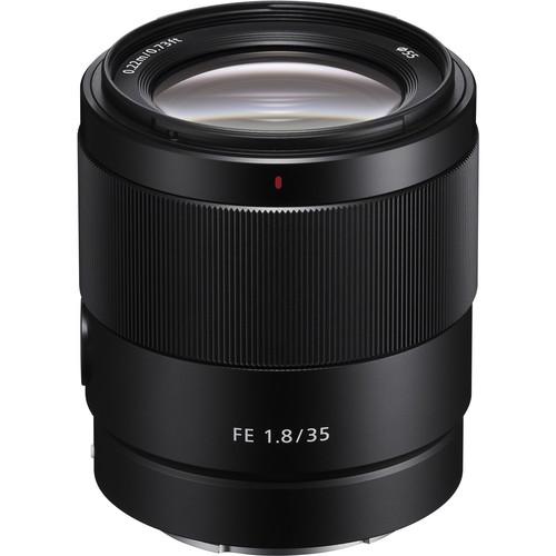 Sony FE 35mm f/1.8 | Meilleurs objectifs recommandés pour le Sony a7R IV