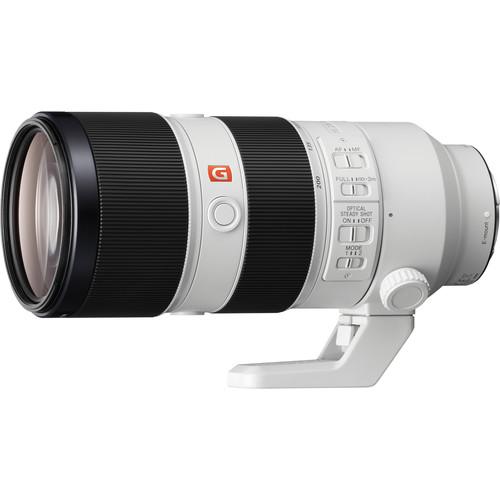 Sony FE 70-200mm f/2.8 GM OSS | Meilleurs objectifs recommandés pour le Sony a7R IV
