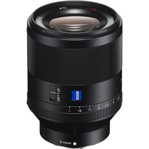 Sony Zeiss FE 50mm f/1.4 | Meilleurs objectifs recommandés pour le Sony a7R IV