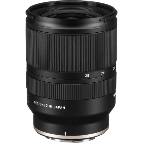 Tamron 17-28mm f/2.8 Di III RXD | Meilleurs objectifs recommandés pour le Sony a7R IV
