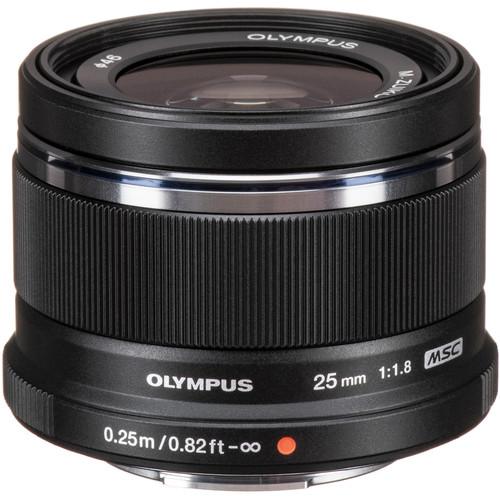 Olympus 25mm f/1.8 ideal photo de nuit