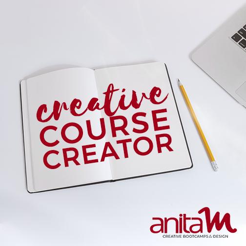 Creative Course Creator | AnitaM