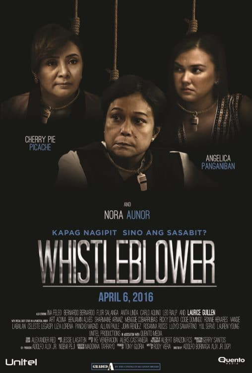 Whistleblower poster