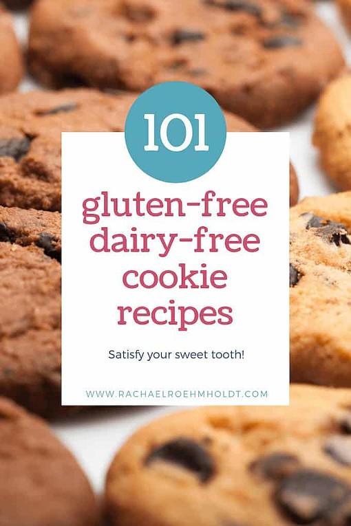 101 Gluten-free Dairy-free Cookie Recipes