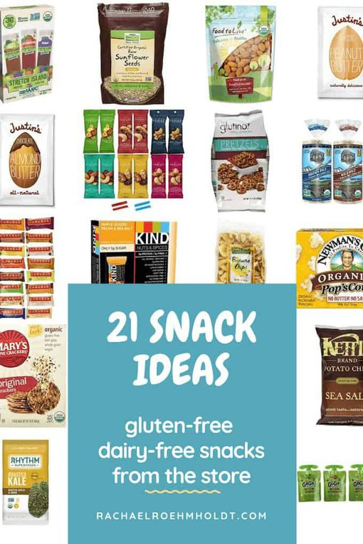 easiest way to go gluten and dairy free