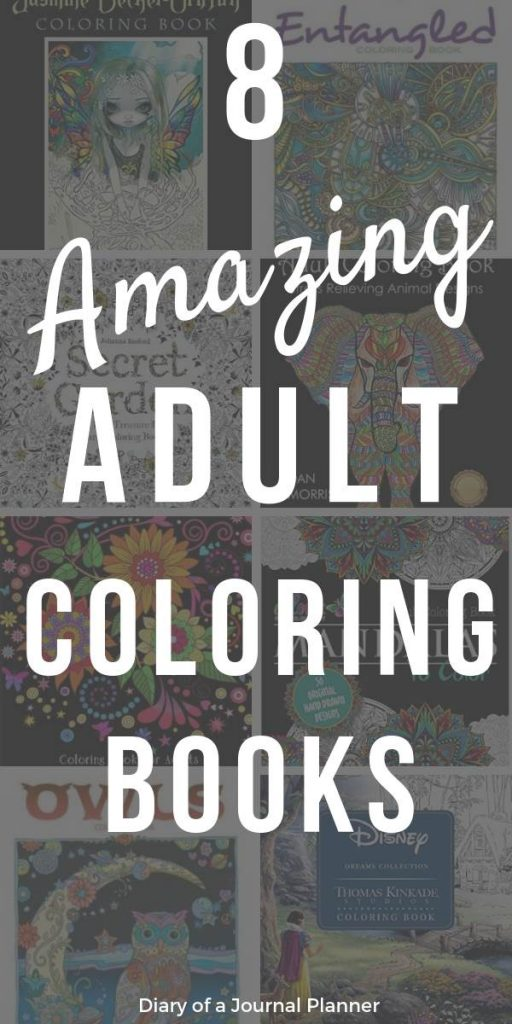 Top coloring books for grownup who loves coloring. Includes books from the best seller authors and illustrator such as Johanna Basford.