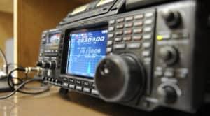 using ham radio in a emergency