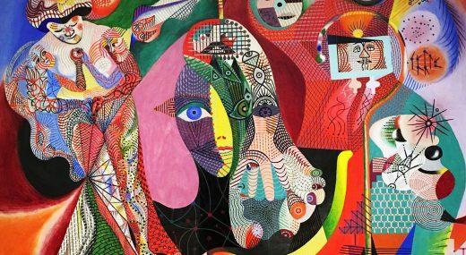 НОВЫЕ ИМЕНА: <br>Сюрреалистические абстракции Альфреда Пеллана