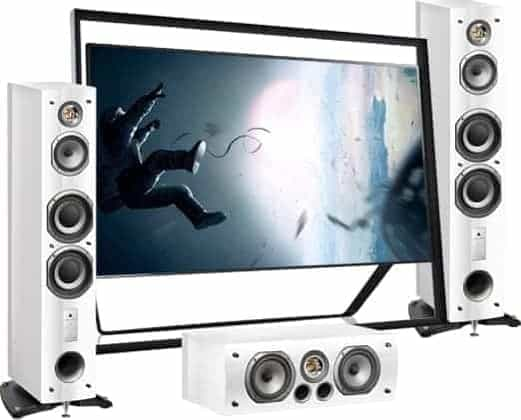 TV Aerials Oldham offer Home Cinema Systems