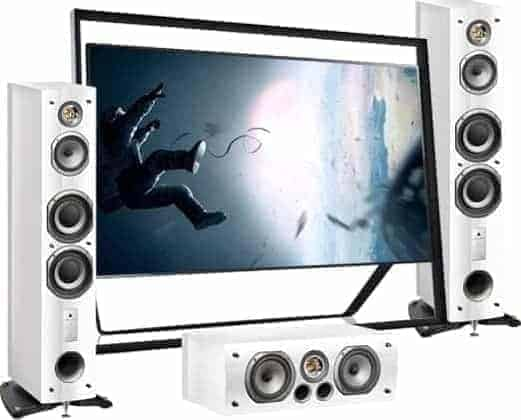 TV Aerials Bridgehill offer Home Cinema Systems