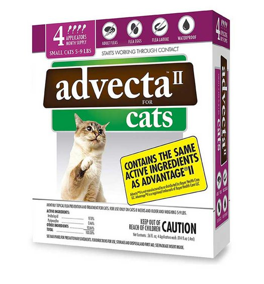 Advecta 2 for cats