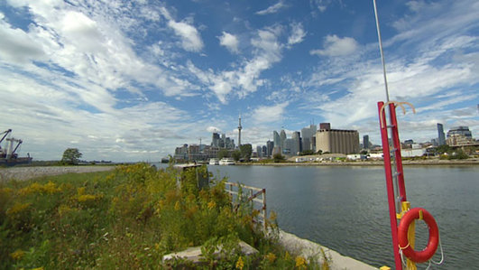 تورنتو اولین شهر برای تبدیل شدن به شهر هوشمند گوگل
