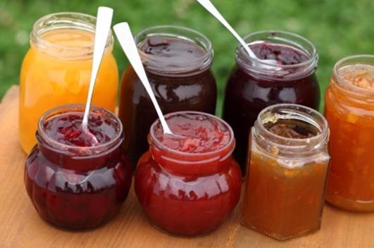 Jaleas de Frutas