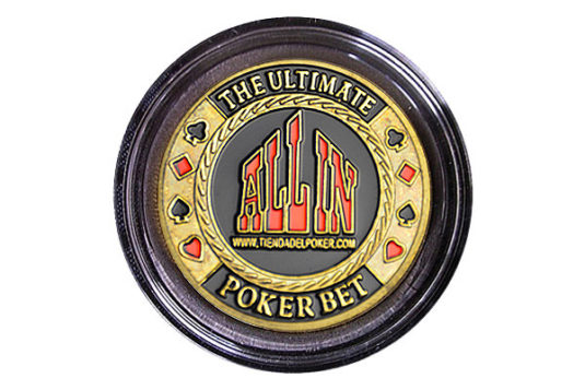 Card Guard All In Bet Especial