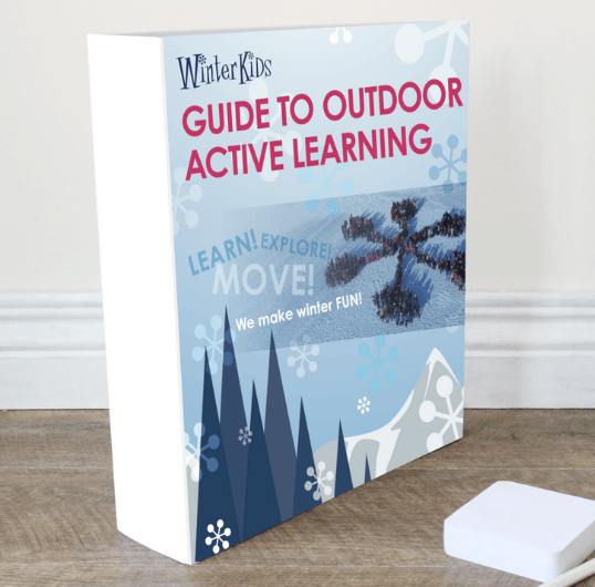 WinterKids Guide to Outdoor Active Learning