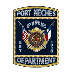 Port Neches Fire Department emblem