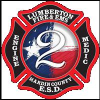 Lumberton Fire Dept emblem