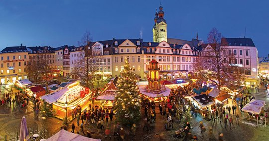 Vánoční trh Koblenec, Koblenz Touristik