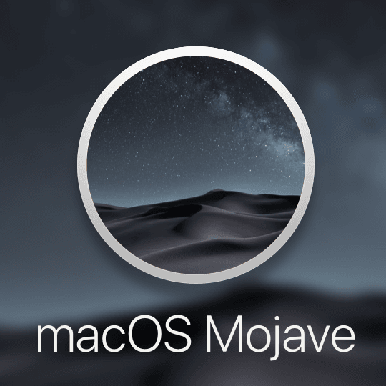 Mac OS mojave 10.14 download