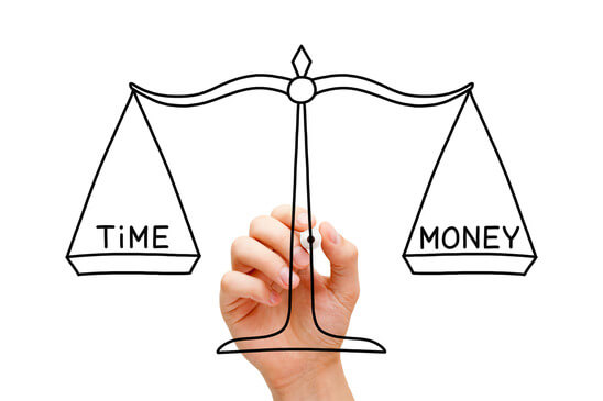 Cliche About Real Estate Time versus Money
