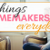 5 Things Homemakers do Every Day