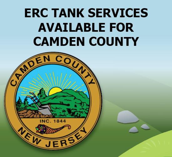 Camden County NJ Oil Tank Removal
